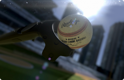 Baseball VR | Lightweave Augmented Reality