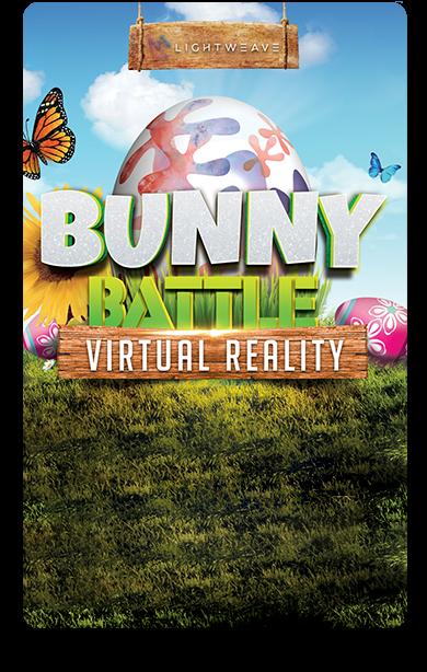 Bunny Battle | Lightweave Augmented Reality
