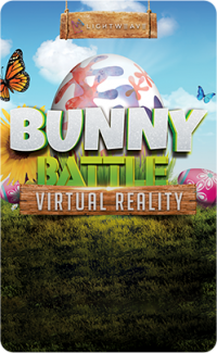 Bunny Battle | Lightweave Augmented Reality