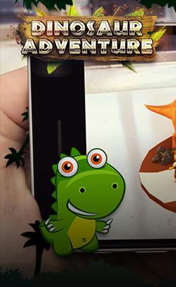 Dinosaur Adventure   Lightweave Augmented Reality