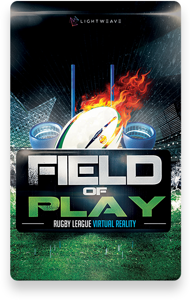 Field of Play | Lightweave Augmented Reality