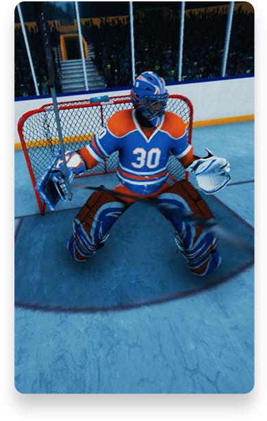 Hocky Augmented Reality | Lightweave Augmented Reality