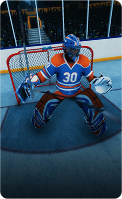 Goal Keeper Augmented Reality | Lightweave Augmented Reality