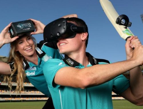 Brisbane Heat to unveil world-first virtual reality technology that links players with fans